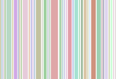 Pinstripe pattern background. Pastel colors Stock Photography