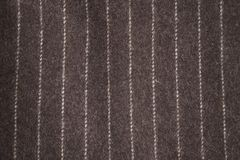 Pinstriped business textil background Royalty Free Stock Photos