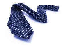 Pinstriped Necktie Royalty Free Stock Photo