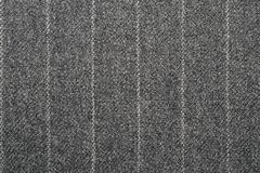Pinstriped suit texture Stock Photography