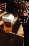 Pint of ale Royalty Free Stock Images