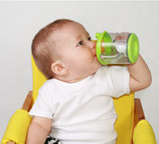 Pint baby Royalty Free Stock Photos