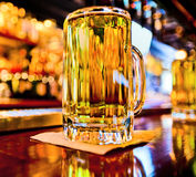 Pint of beer Royalty Free Stock Photography