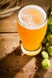 Pint of beer stock photos
