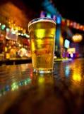 Pint Bier Lizenzfreie Stockfotos