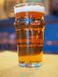 Pint of British ale beer Stock Photography