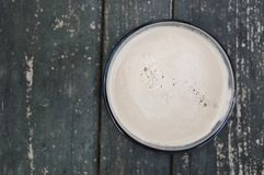 Beer foam Royalty Free Stock Image