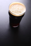 Pint glass of beer Stock Photography