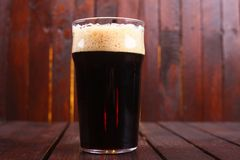 Pint of stout Royalty Free Stock Photography