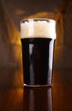 Pint of stout Royalty Free Stock Images