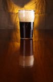 Pint of stout Stock Images