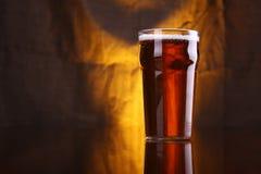 Pint van Bier Royalty-vrije Stock Foto's