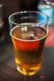 Pinta de cerveza Fotografía de archivo