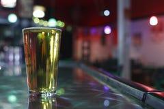 Pinta de cerveza Fotos de archivo libres de regalías