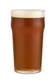 Pinta de cerveza inglesa foto de archivo libre de regalías