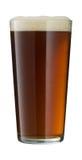 Pinta de cerveza inglesa amarga Fotografía de archivo libre de regalías