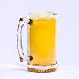 Pinta de la cerveza Imagenes de archivo