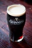 Pinta di Guinness Immagini Stock