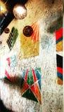 pintada Fotos de archivo libres de regalías