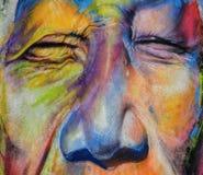Pintada - arte de la calle Imagen de archivo libre de regalías