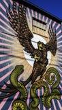 Pintada de Denver, Colorado Foto de archivo libre de regalías
