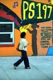 Pintada de Harlem fotos de archivo