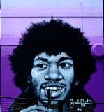 Pintada de Jimi Hendrix