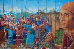 Pintada de la libertad Fotografía de archivo