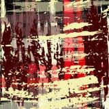 Pintada del fondo del extracto de la textura del Grunge Fotografía de archivo libre de regalías