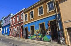 Pintada en la calle de Quito Fotografía de archivo libre de regalías