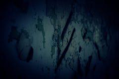 Pintada en la pared en el edificio abandonado Foto de archivo libre de regalías