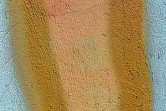 Pintada hermosa del arte de la calle Colores creativos abstractos Imagenes de archivo