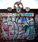 Pintada urbana Fotografía de archivo libre de regalías