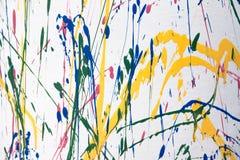 pintado Foto de archivo libre de regalías