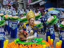 Pintados Festival Parade Dancers