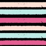 Pinte a Art Seamless Pattern Background texturizado que brilla Imágenes de archivo libres de regalías