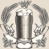 Pinte de bière Image stock
