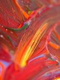 Pinte el fondo de la textura Imágenes de archivo libres de regalías