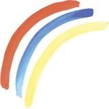 Pinte el marco del movimiento Imagen de archivo libre de regalías