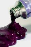 Pinte el tubo Imagen de archivo libre de regalías