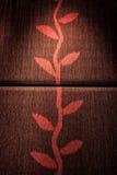 Pinte a flor Fotos de Stock