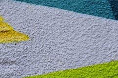 Pinte la materia textil coloreada texturizada fondo Fotografía de archivo libre de regalías
