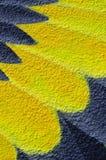 Pinte la materia textil coloreada texturizada fondo Imagen de archivo libre de regalías