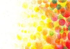 Pinte los remolinos Libre Illustration
