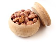 Pinto Beans Royalty Free Stock Photos