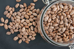 Pinto beans Stock Photos