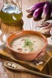 Pinto beans Soup Stock Photo