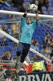 Pinto de Jose Manuel de FC Barcelona fotografia de stock royalty free