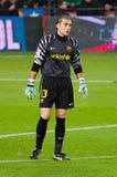 Pinto von FC Barcelona Lizenzfreie Stockfotos
