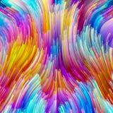 Pintor accidental Palette Imagen de archivo